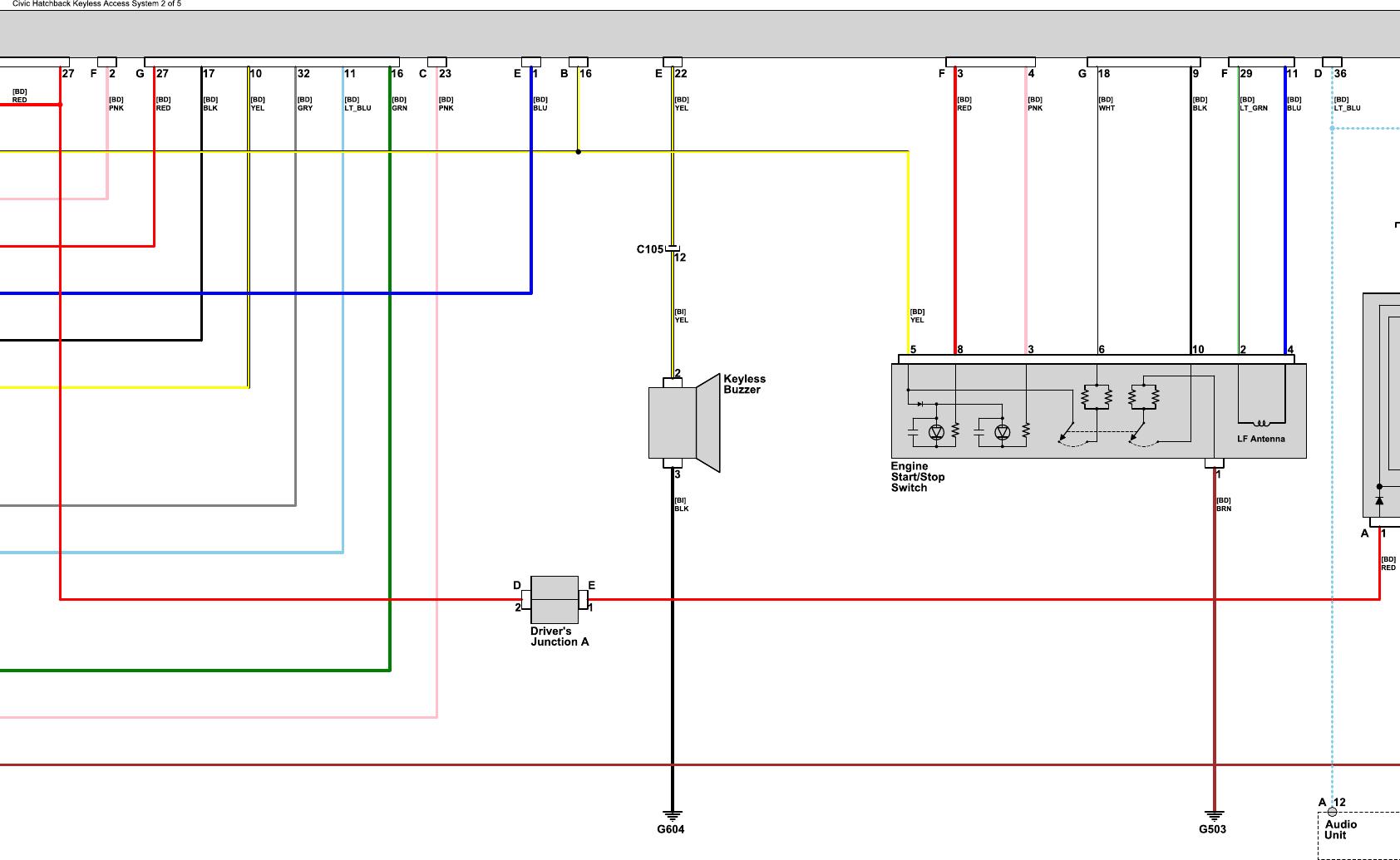 Electrical Wiring Diagrams page 87 | 2016 CIVIC Workshop ...