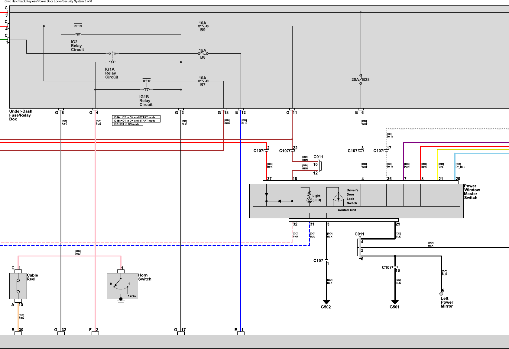 Electrical Wiring Diagrams Page 93