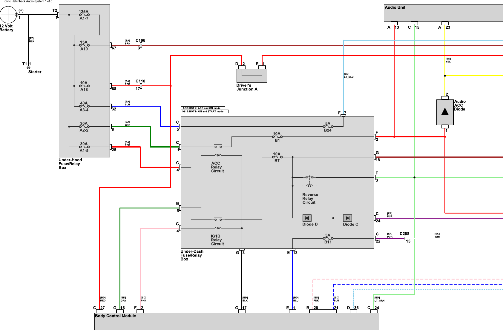 Electrical Wiring Diagrams Page 8